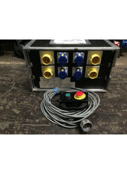 AVM 4 way Hoist Controller 1PH